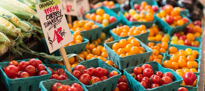 Support the Flemington Farmers Market in Hunterdon County, NJ
