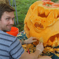 Pumpkin Carve at Hopewell Township